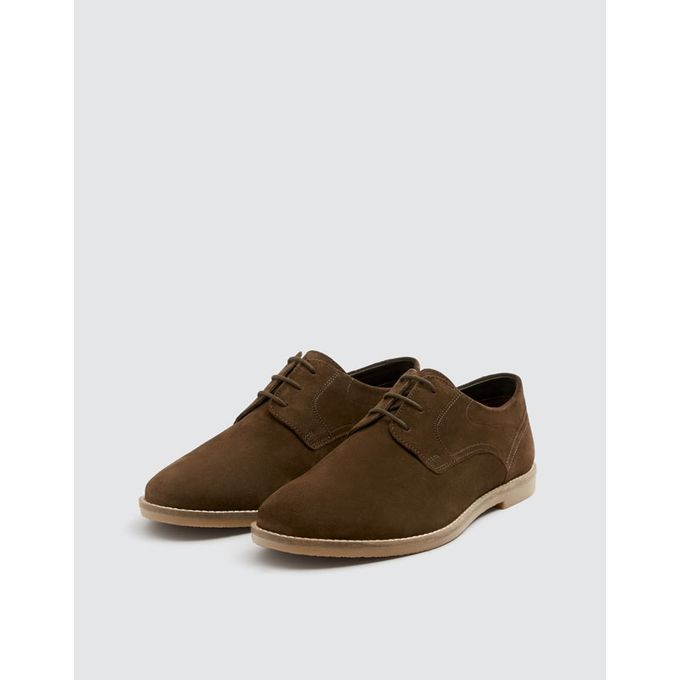 Cuir En Chaussures Homme Homme Chaussures Marron dxBerCo
