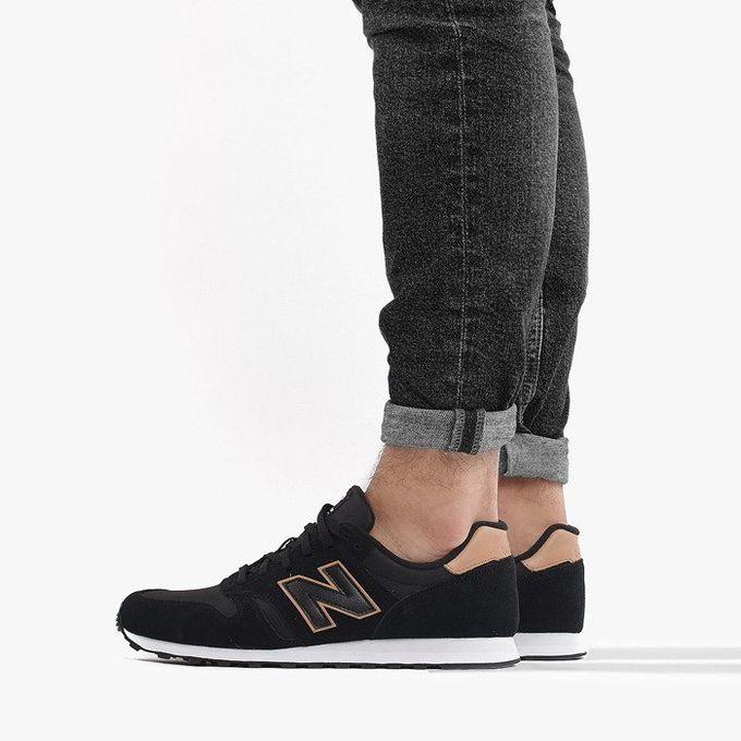 new balance basket noir