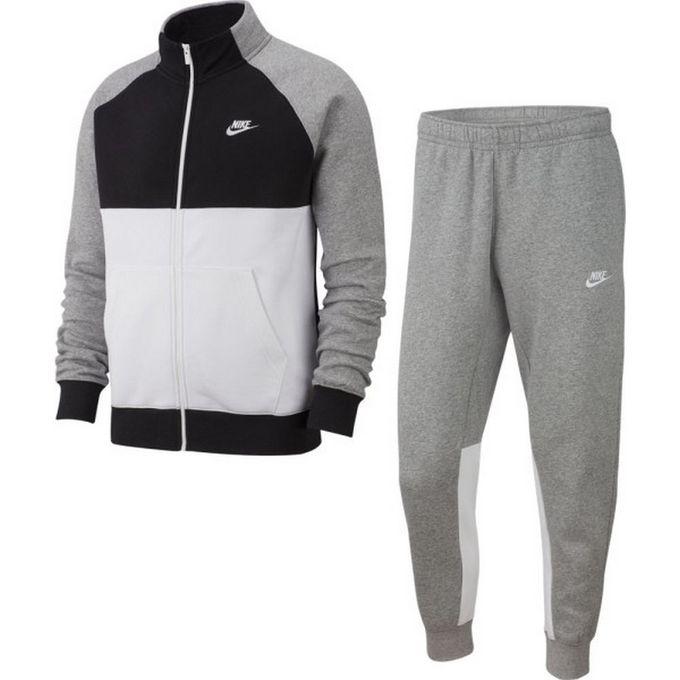 nike jogging gris homme