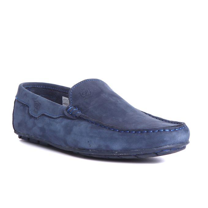 réel classé choisir officiel couleur attrayante Chaussure Homme Souple - Trappeur - Bleu