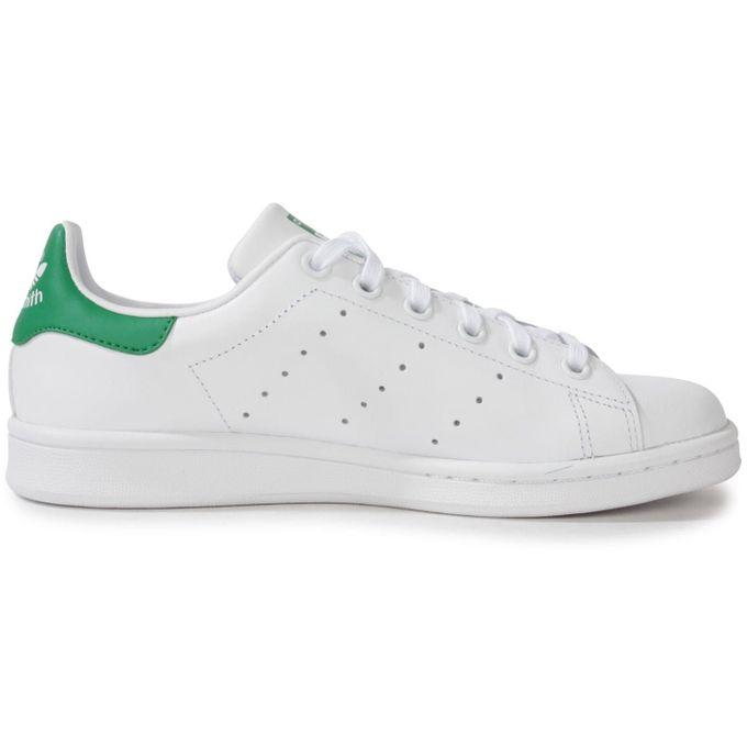 Baskets Unisexe - M20325 - Stan Smith - Vert/Blanc
