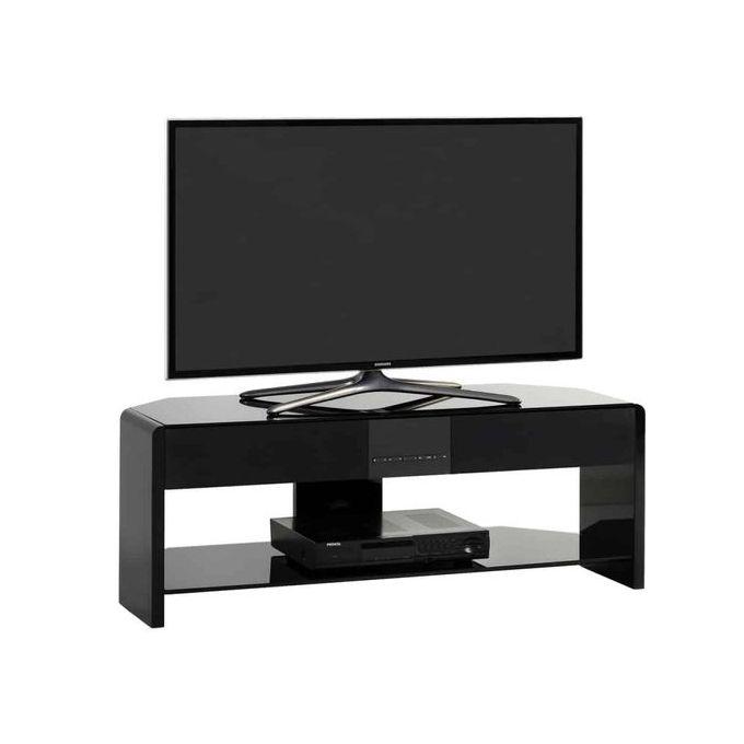 Meuble Tv Avec Home Cinema Integre Et Bluetooth 60w Atts Noir