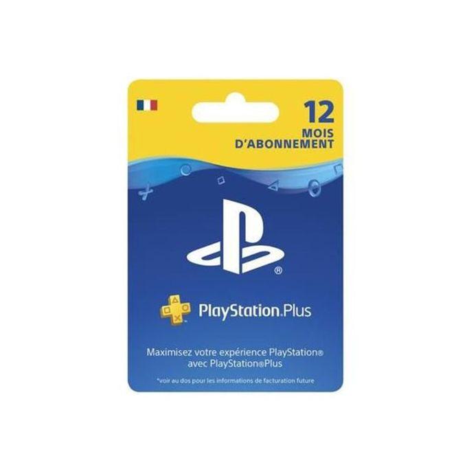 sony pack jeu video fifa 2020 ps4 fr abonnement playstation plus 12 mois prix pas cher