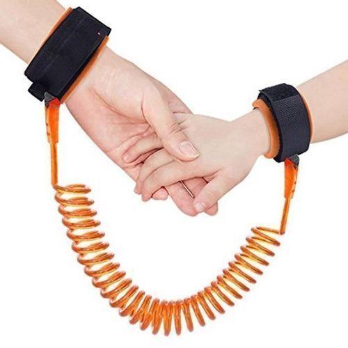 Bracelet De Sécurité Anti-Perte Enfant - Orange