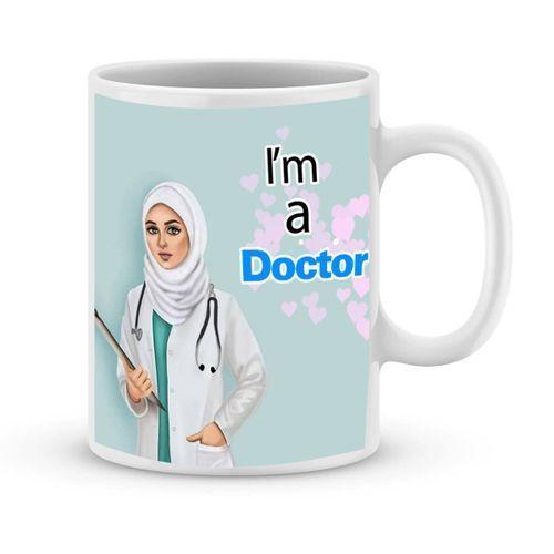Mug Personnalisé - Recto Verso - Hello Doctor