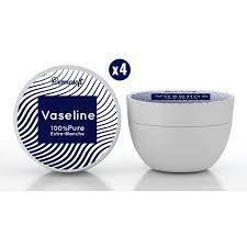 Dermasoft Pack De 4 Vaseline - Extra Blanche - 60Ml