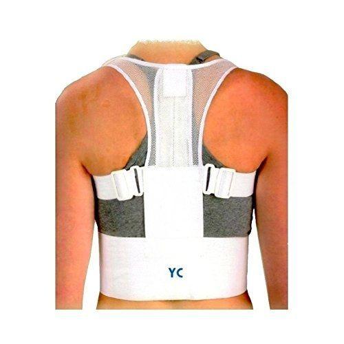 YC Correcteur De Posture Dos Épine Dorsale - Blanc