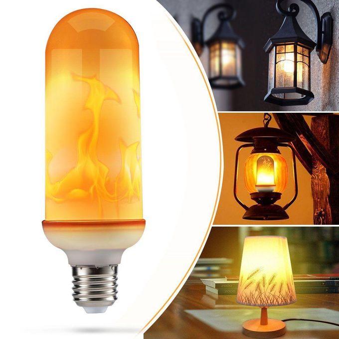 Ampoule LED Magique - Flamme Vacillante - Big Fire Lamp