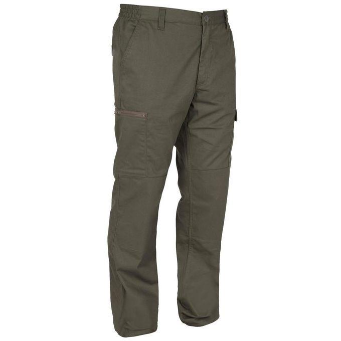 Decathlon Pantalon Homme - 05 Poches - Vert
