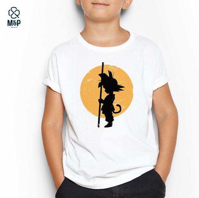 M&P T-Shirt ENFANT - DBZ DRAGON BALL