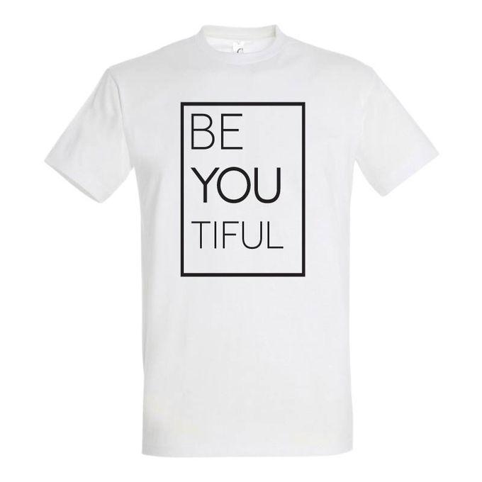 Sol's T-Shirt Homme Beyoutiful-Blanc