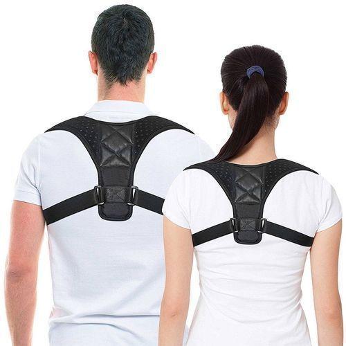 YC Correcteur De Posture Dos Épine Dorsale - Standard - Noir