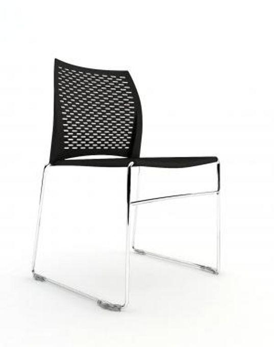 Omp Chaise Net 960 Structure File Noir