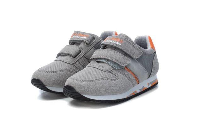 Sneakers Garçons Xti-57036-Gris.