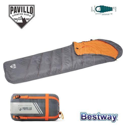 Bestway Sac De Couchage Pavillo Hipernator Hiberhide 5-68103-Gris