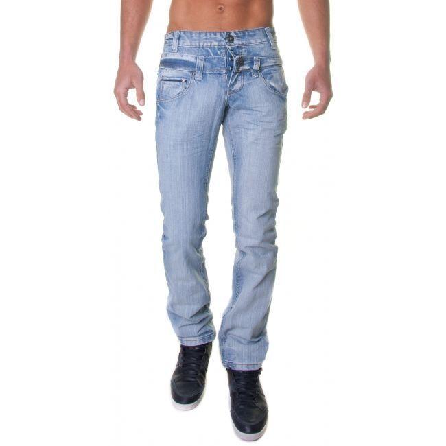 Rg5 Jeans Jeans Homme  - Bleu Délavé