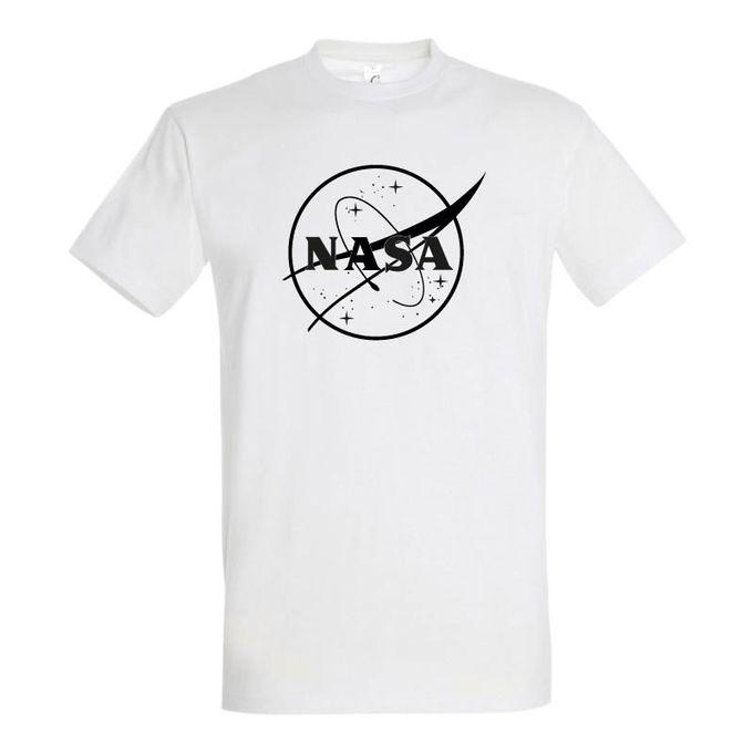 Bz T-Shirt Homme -NASA- Blanc