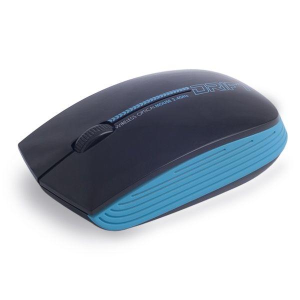 Advance Souris Sans Fil - Drift - S-190BL - Bleu