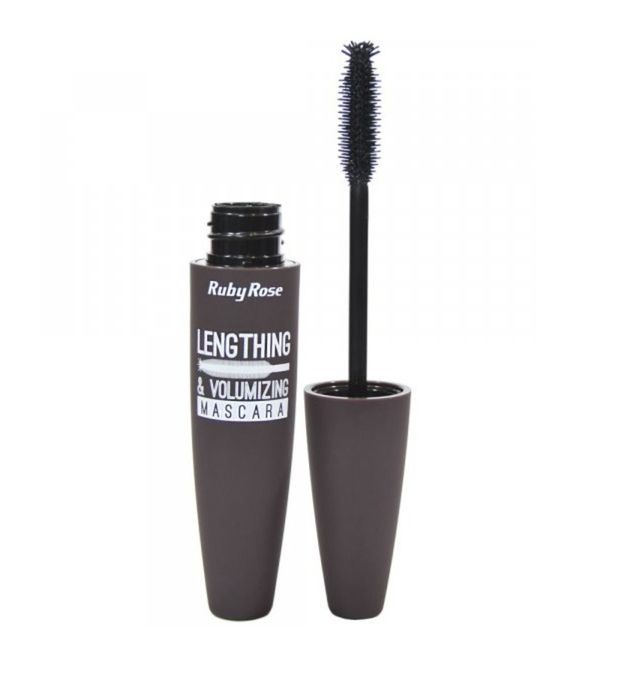 Ruby Rose Mascara Lengthing & Volumizing- 09 Ml - Noir