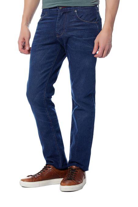 Tommy Hilfiger Jeans Pour Homme Slim Fit -Bleu-