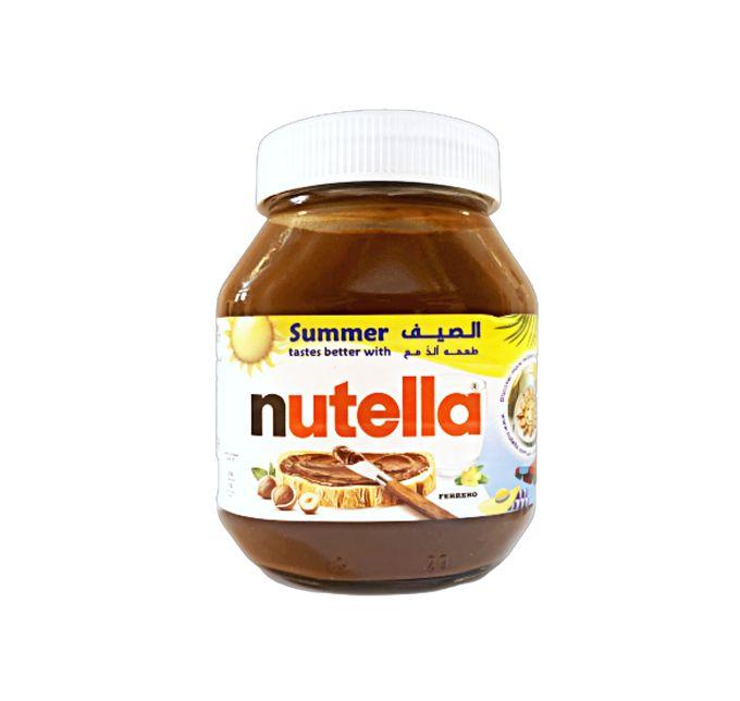 Nutella Pâte a Tartiner a La Noisette et au Cacao - 750 G