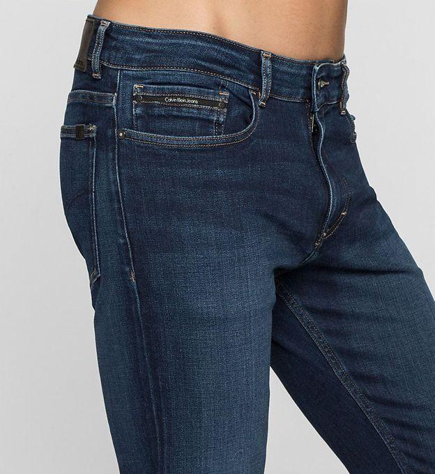 Calvin Klein Pantalon Jeans - Homme- Bleu Foncé