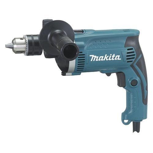Makita Perceuse A Percussion 13 Mm 710W Hp1630K Bleu
