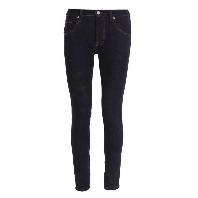 Warren webber pantalon jeans homme - Bleu Foncé