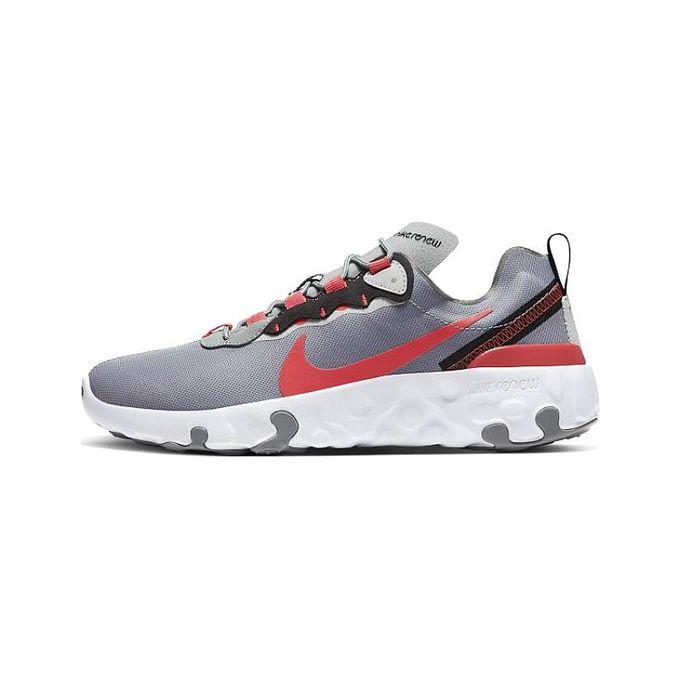 Nike Chaussure - Nike Renew Element 55 Gris - pour Enfant plus Agé