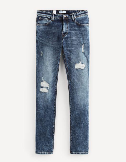 Celio Jeans -  POSTROY - Stone