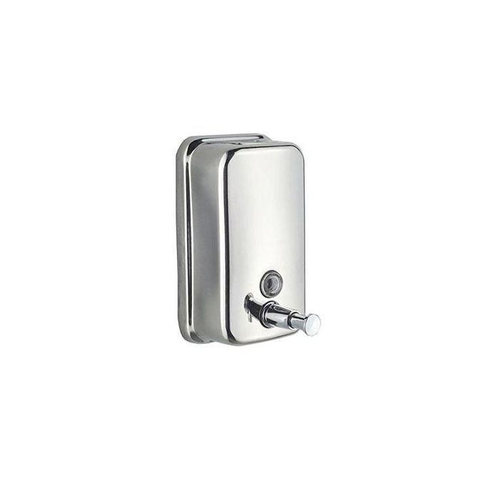 Distributeur De Savon - 500Ml - Silver