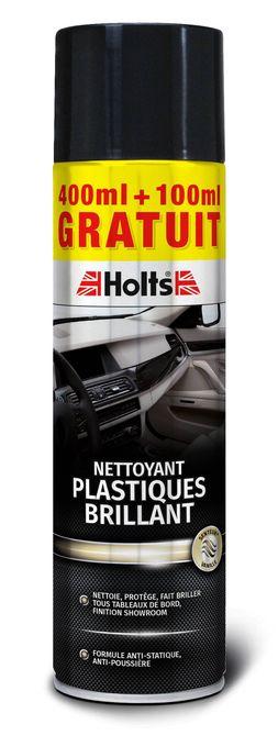 Holts Nettoyant Plastique Brillant 500 ML