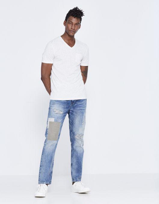 Celio Jeans -  JOPASSION - Délavé