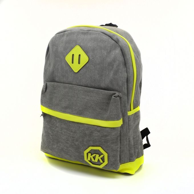 Kingslong Sac à Dos Laptop - KK - Gris
