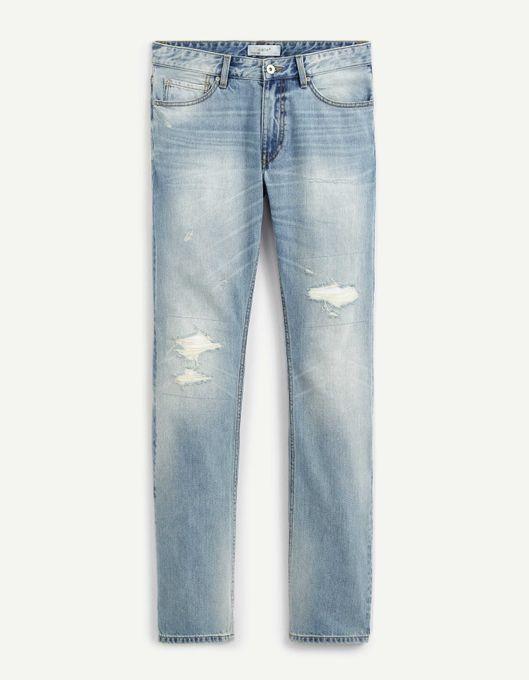 Celio Jeans -  NOCARD2 - Délavé