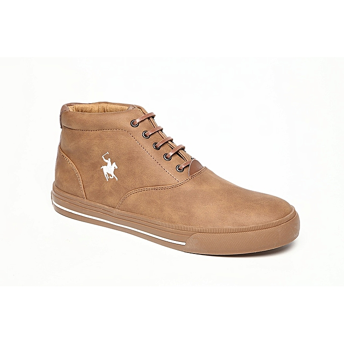 cfbebffa7075b Polo Club Chaussures de Ville Homme - Camel - Prix pas cher   Jumia DZ